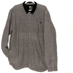 Sherpa lined flannel by O'Neill